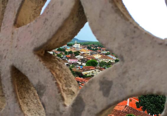 Town of Cachoeira, Bahia