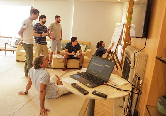 Workshop de Cocriação, construção dos valores e propósito