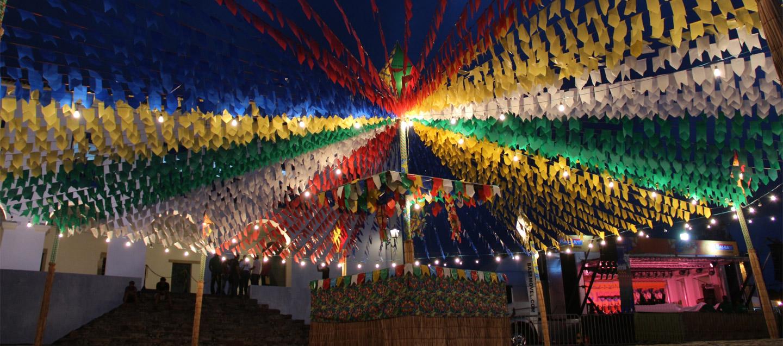 Project: Festival São João Bahia