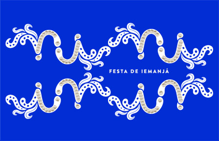Iemanjá Celebrations  Artwork created for the project