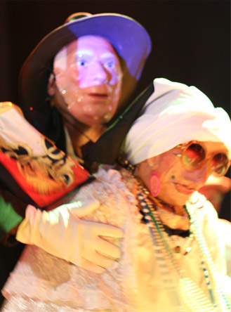 Mestre Avelino's Dolls