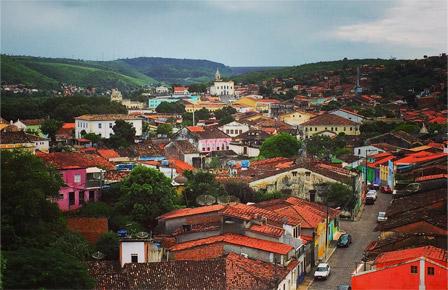 City of Cachoeira, Bahia