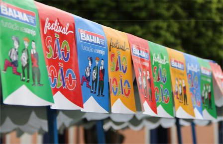 Festival of St. John  food & drinks stand