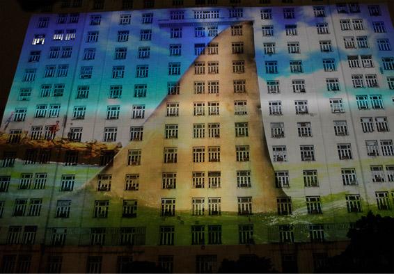 Visualism Art Technology and City