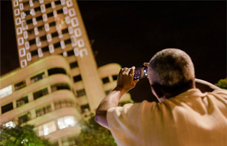 PÚblico na Central do Brasil