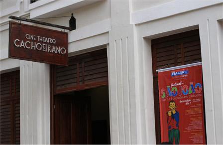 SemiNÁrio no Teatro Cachoeirano