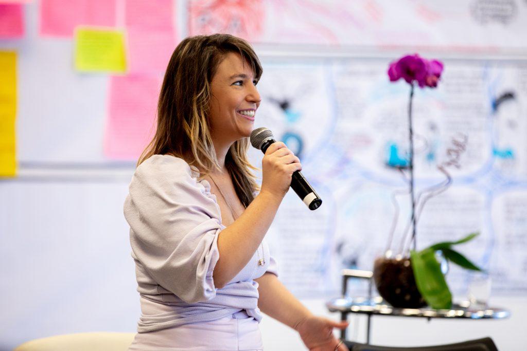 Renata Sbardelini, criadora e realizadora do Projeto Mapa